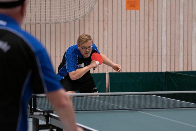 Tischtennis-Auftakt geglückt – 2 Punkte bleiben in Geesthacht