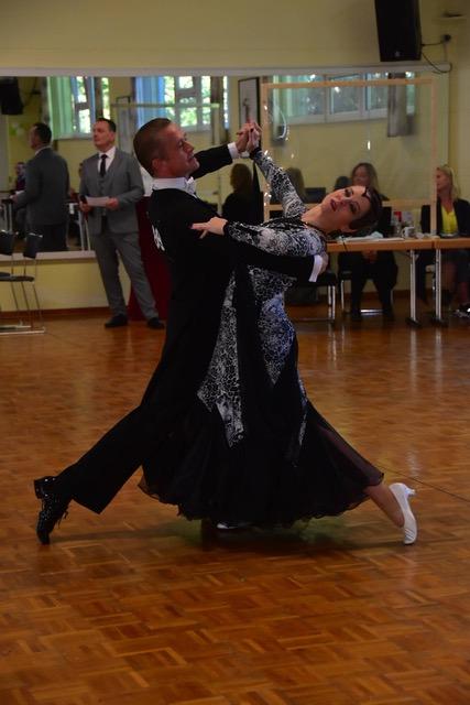 Bronze für Geesthachter Tanzpaar