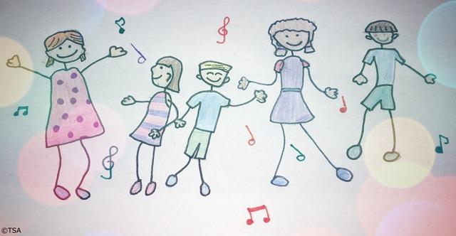 Tanzen für Kinder